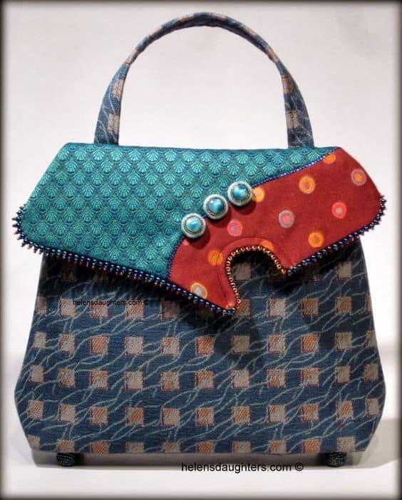 Home Design Ideas Youtube: Unique Fabric Bags Ideas Simple Craft Ideas