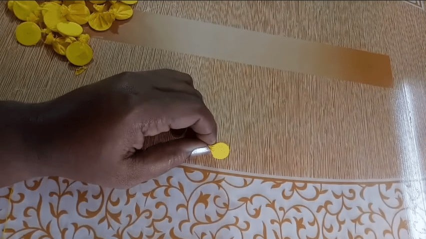 3D design on kurthi