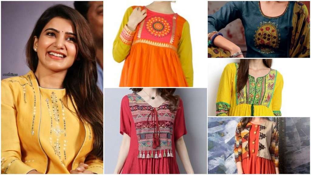 Best designer kurtis patterns ideas