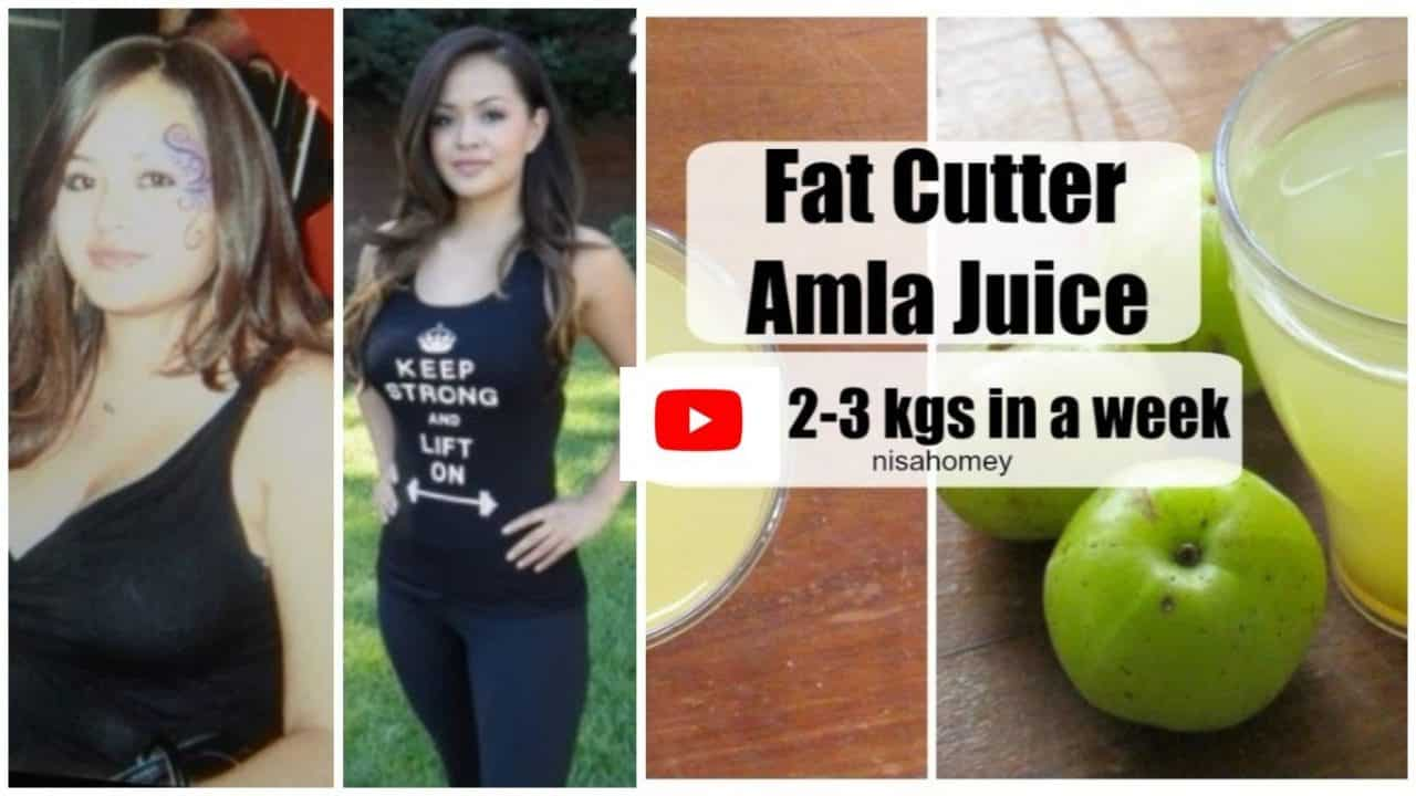 Quick weight loss from indian gooseberry juice – Lose 2-3 kgs in a week
