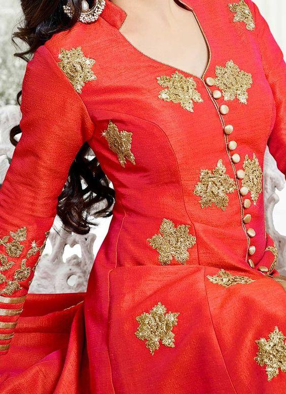 Ladies kurta designs new fashion for girls - Simple Craft Ideas