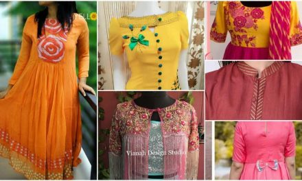 Amazing kurti styles to inspire your tailor