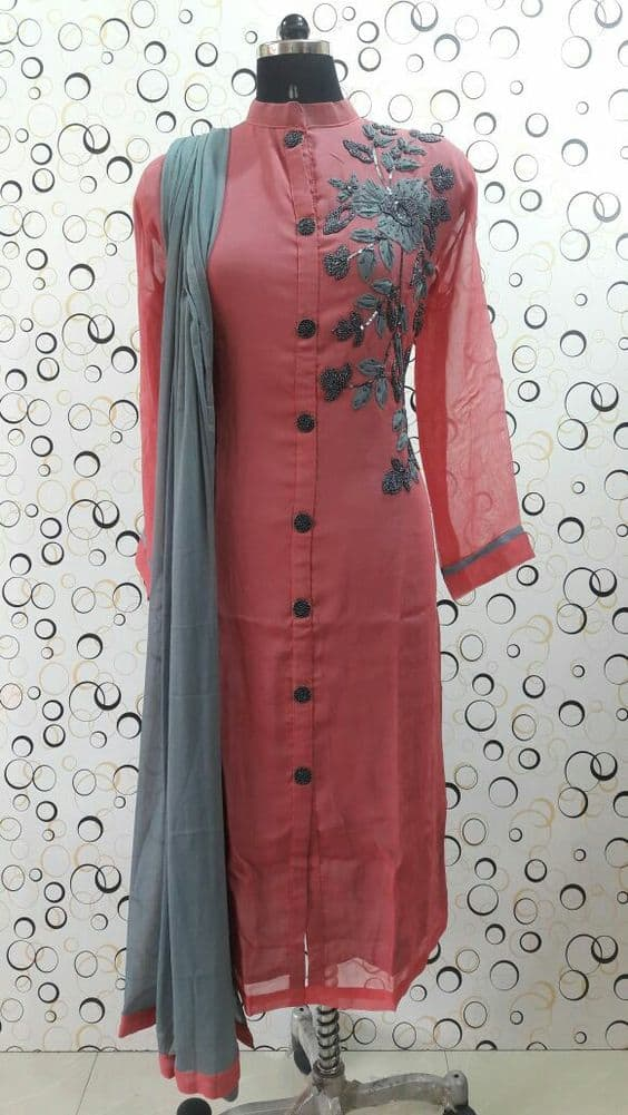 Salwar Kameez And Kurti Neck Designs Artsycraftsydad