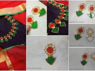 kerala style motifs