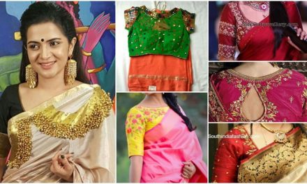 Trending blouse designs pattern for every indian woman