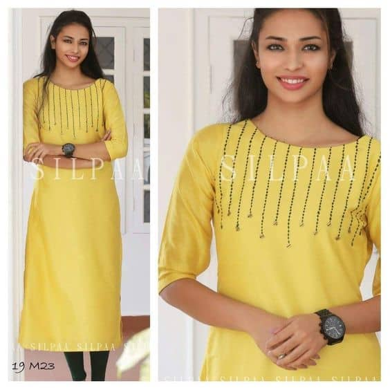 Fancy Designer Party Wear Kurtis Artsycraftsydad