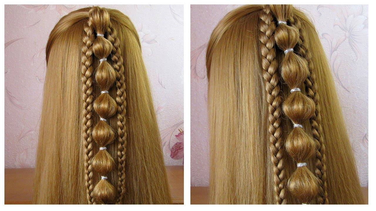 Quick And Easy Hairstyle Tutorial For Long Hair Artsycraftsydad
