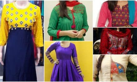 Kurti neck designs with new trend style