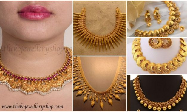 Latest collection of best indian jewellery designs