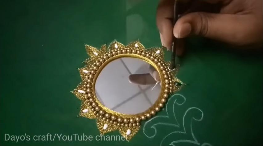 Vaal kannadi design work