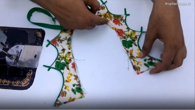 Piping hole neck design