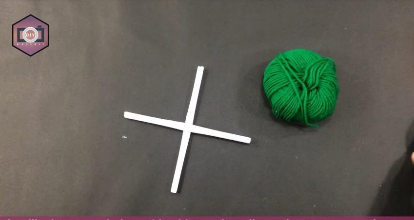 Woolen Hanging