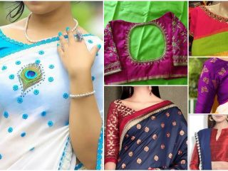 blouse patterns images
