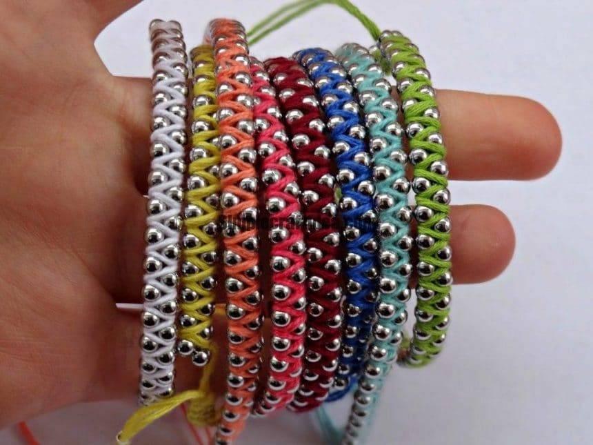 """Bracelet """"ball"""" chain"""