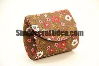 Glue a handbag