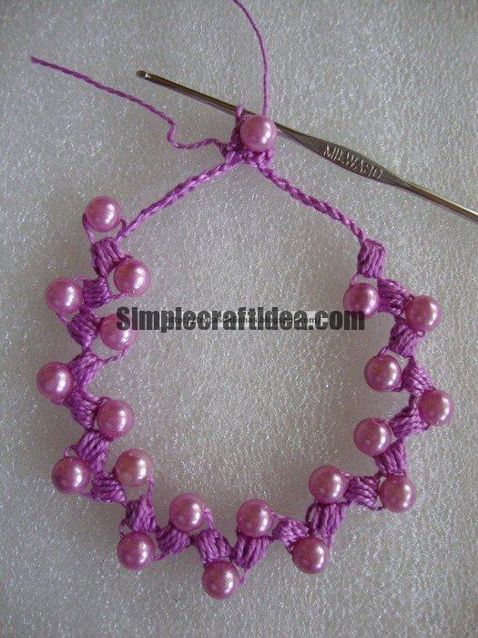 How to link the beads