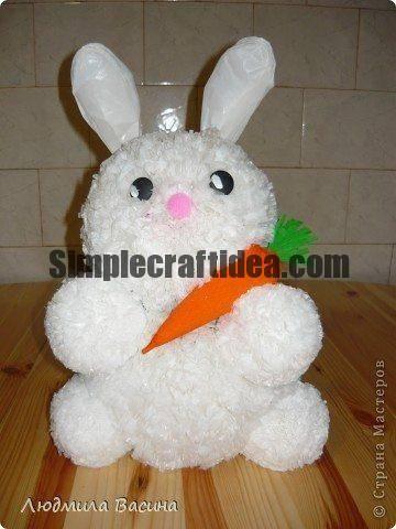 Making small bunny
