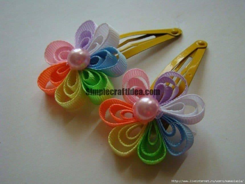 Clip-flowers