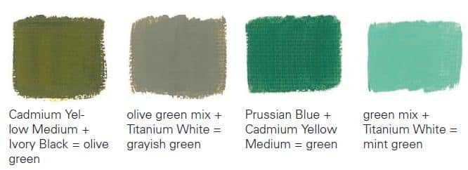 how to get brown by mixing colors