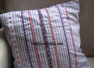 Recycle-It-Yourself: Shirt is Cushion