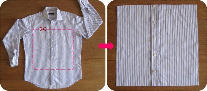 How To Recycle Shirts Into Pillow Covers Simple Craft Ideas