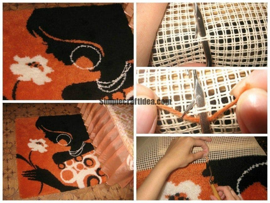 Creating a rug