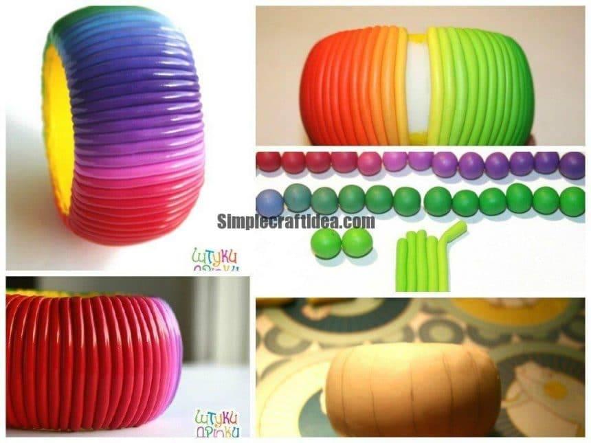 """Rainbow spring"" Bracelet"