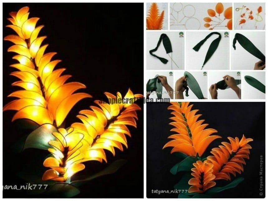 Flower- lamp