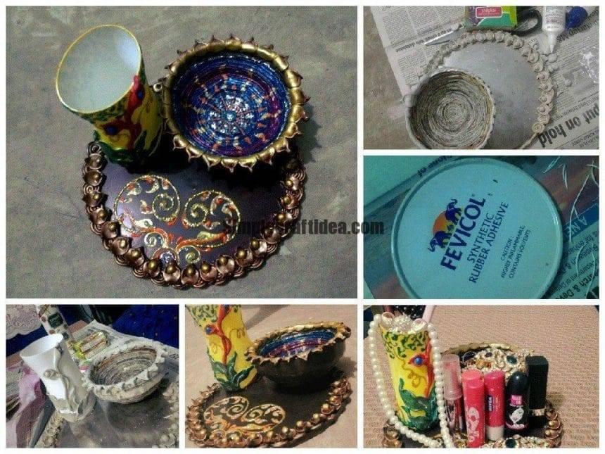 Creative jewellery stand