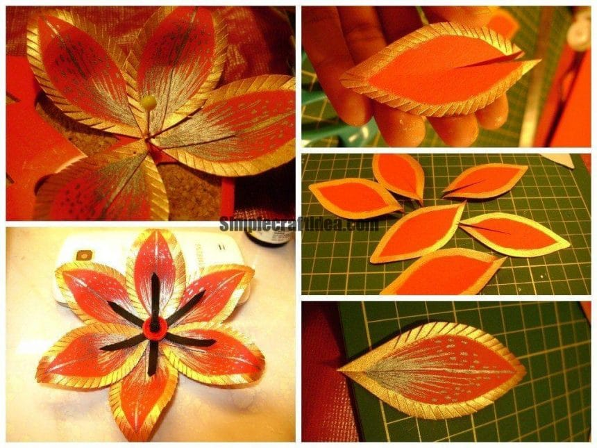 Royal lily making
