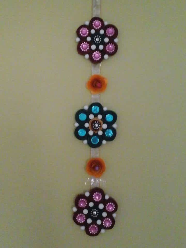 Wall Hanging Simple Craft Ideas