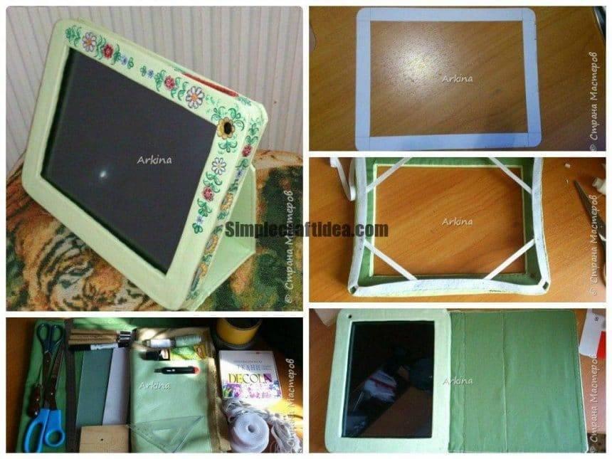 Case for children's tablet