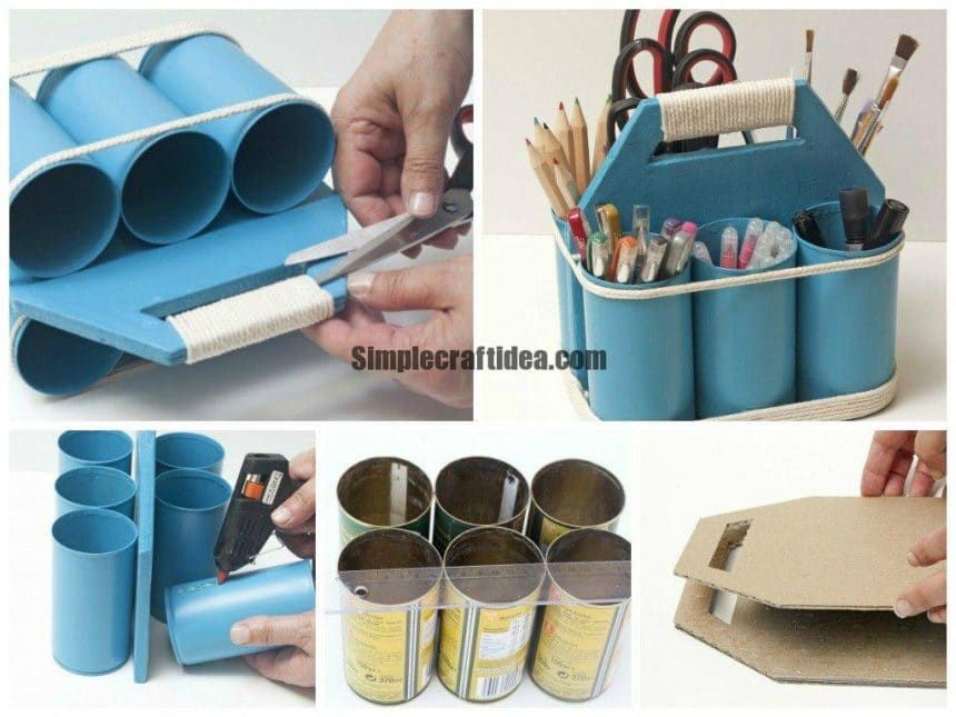 How to organize your tools and crafts