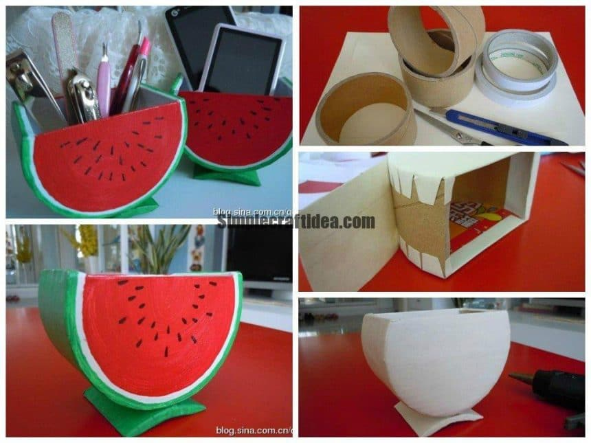 Watermelon organizer