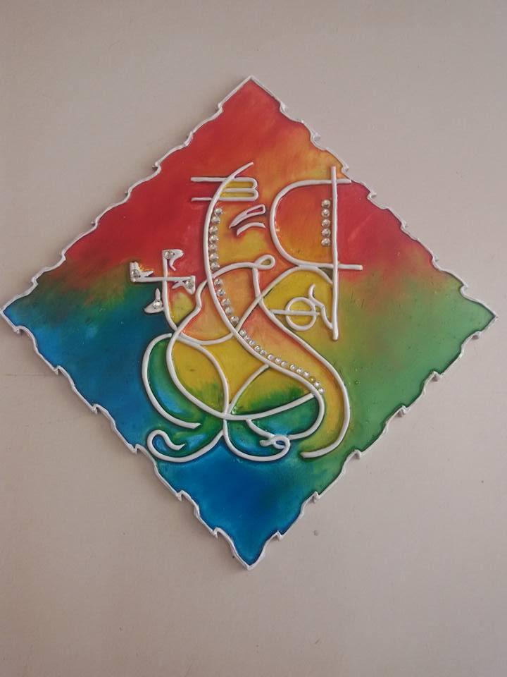 Ganesha Idol Craft
