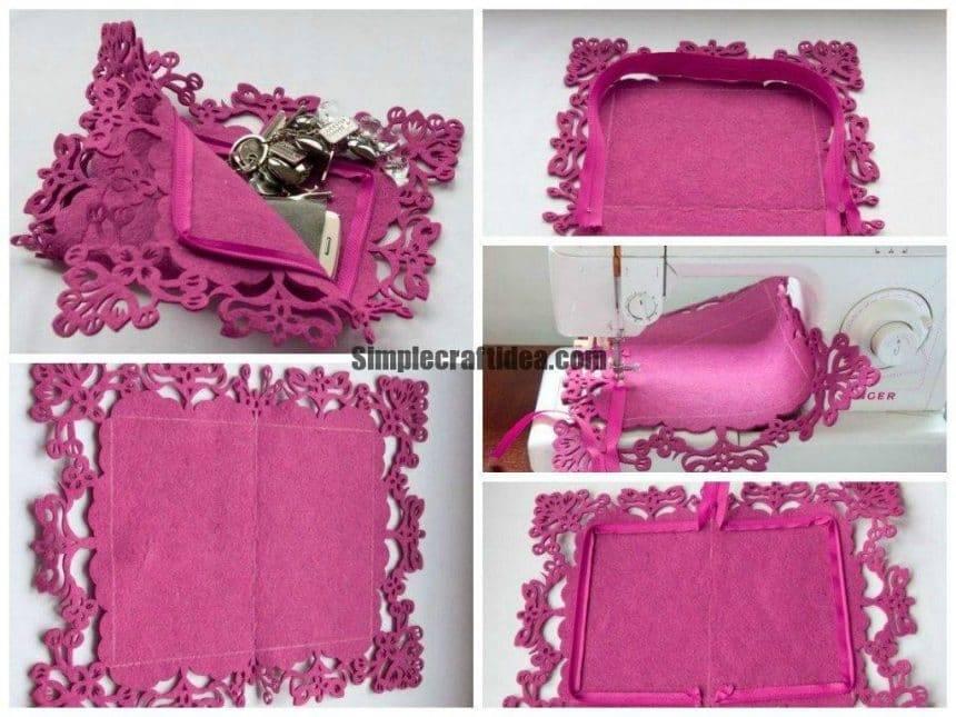 Handbag making