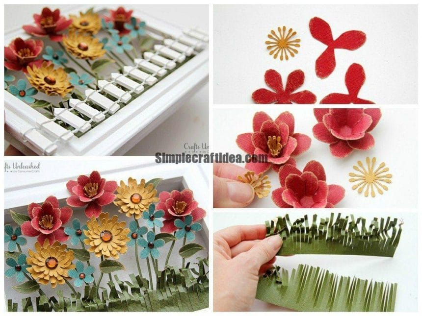 Confetti skillful painting pretty and exclusive 3D