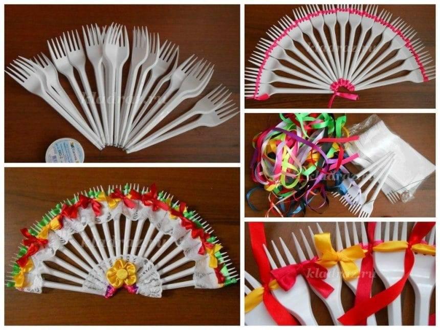 Forks fan making