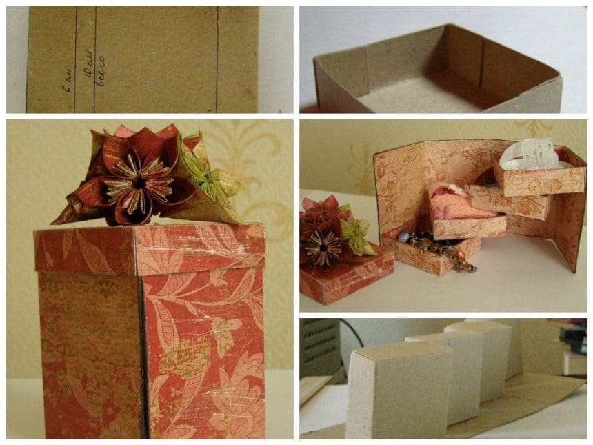 Decorate a box
