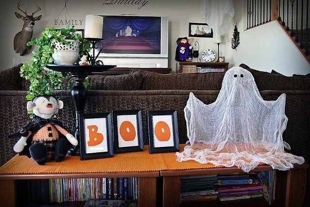 How to make a ghost