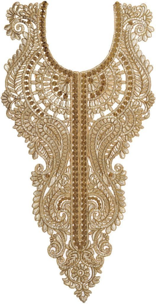 Simple Embroidery Designs For Kurtis