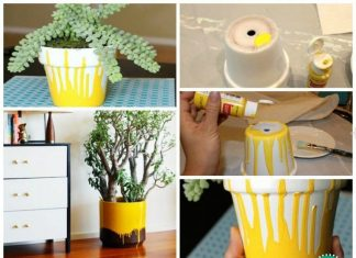 Renew your pots Easy Craft Ideas