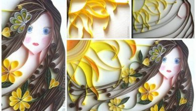 Graphic Quilling