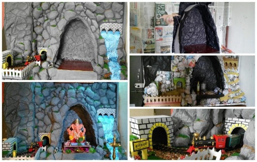 Grotto making