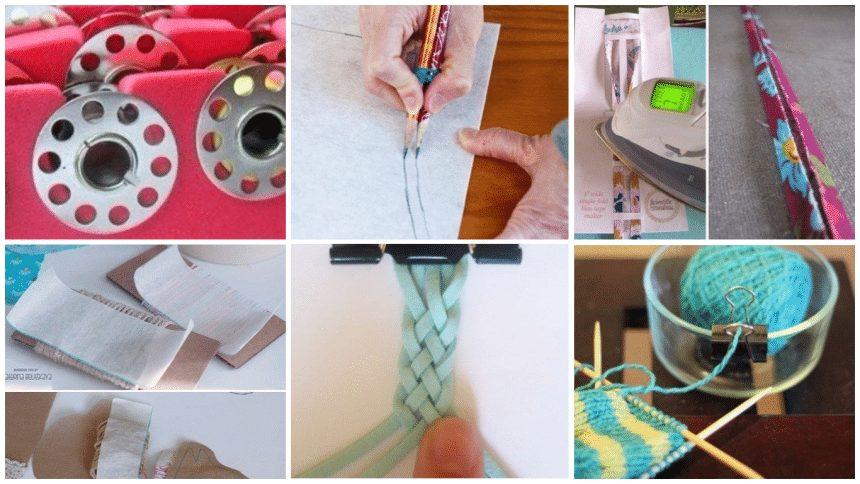30 tricks for needlewomen
