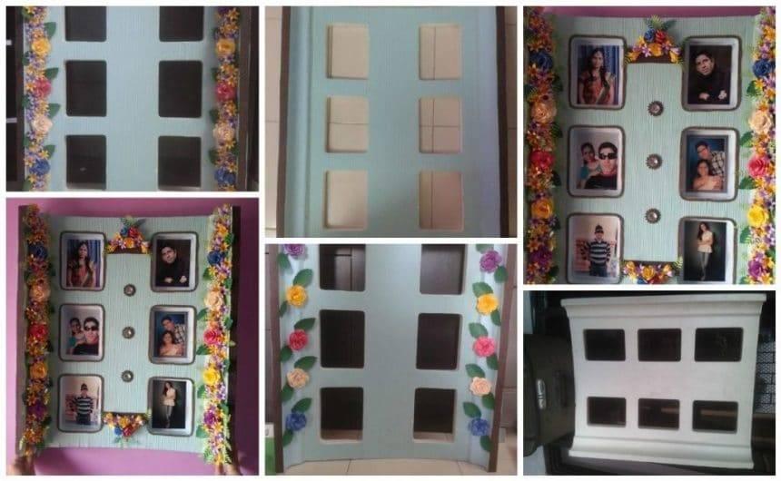 Photo frame making