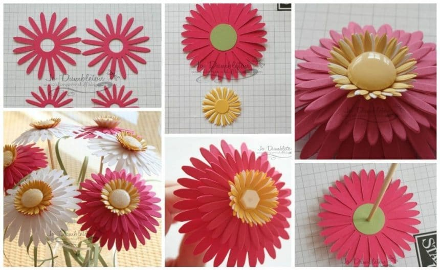 How to make daisies