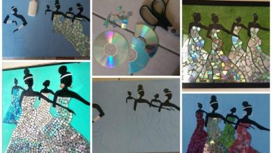 How to make CD collage