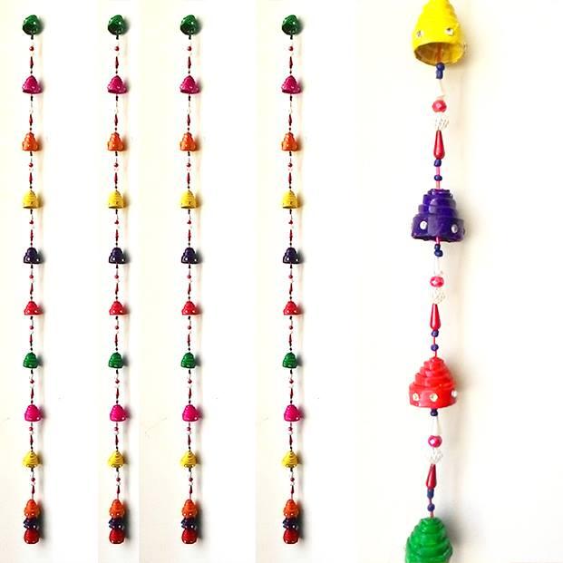... door hangingu2026 13  sc 1 st  Simple Craft Ideas & Newspaper Door / Wall Hanging - Simple Craft Ideas