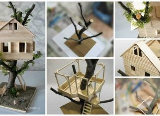 How to make tree house